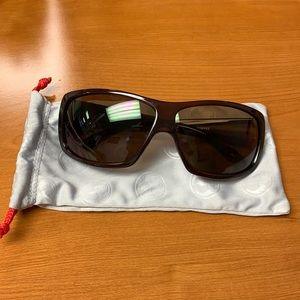 Men's Dragon RECRUIT sunglasses with bag. EUC
